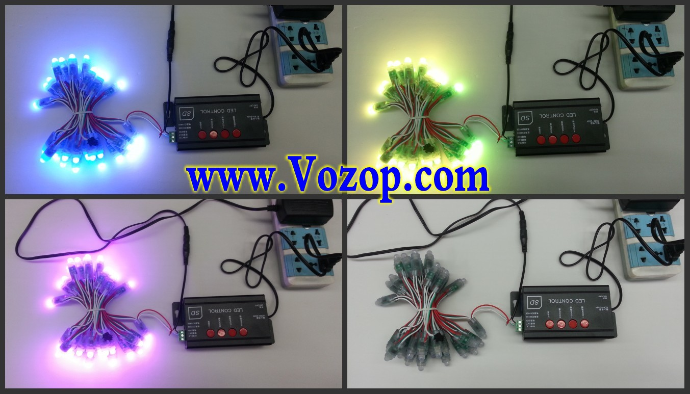 UCS_1903_LED_Module_DC_5V_Waterproof_RGB_LED_Pixel_Module_connection_project_13