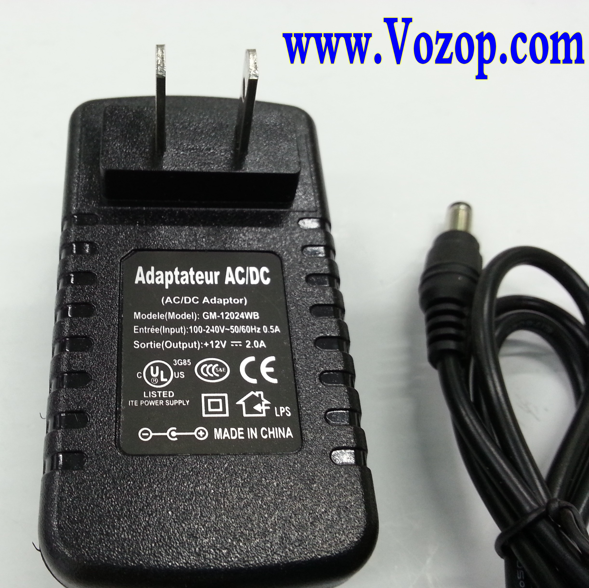 USA_style_12V_24W_2A_Power_Supply_100_240V_to_DC_12V_2A_Adapter