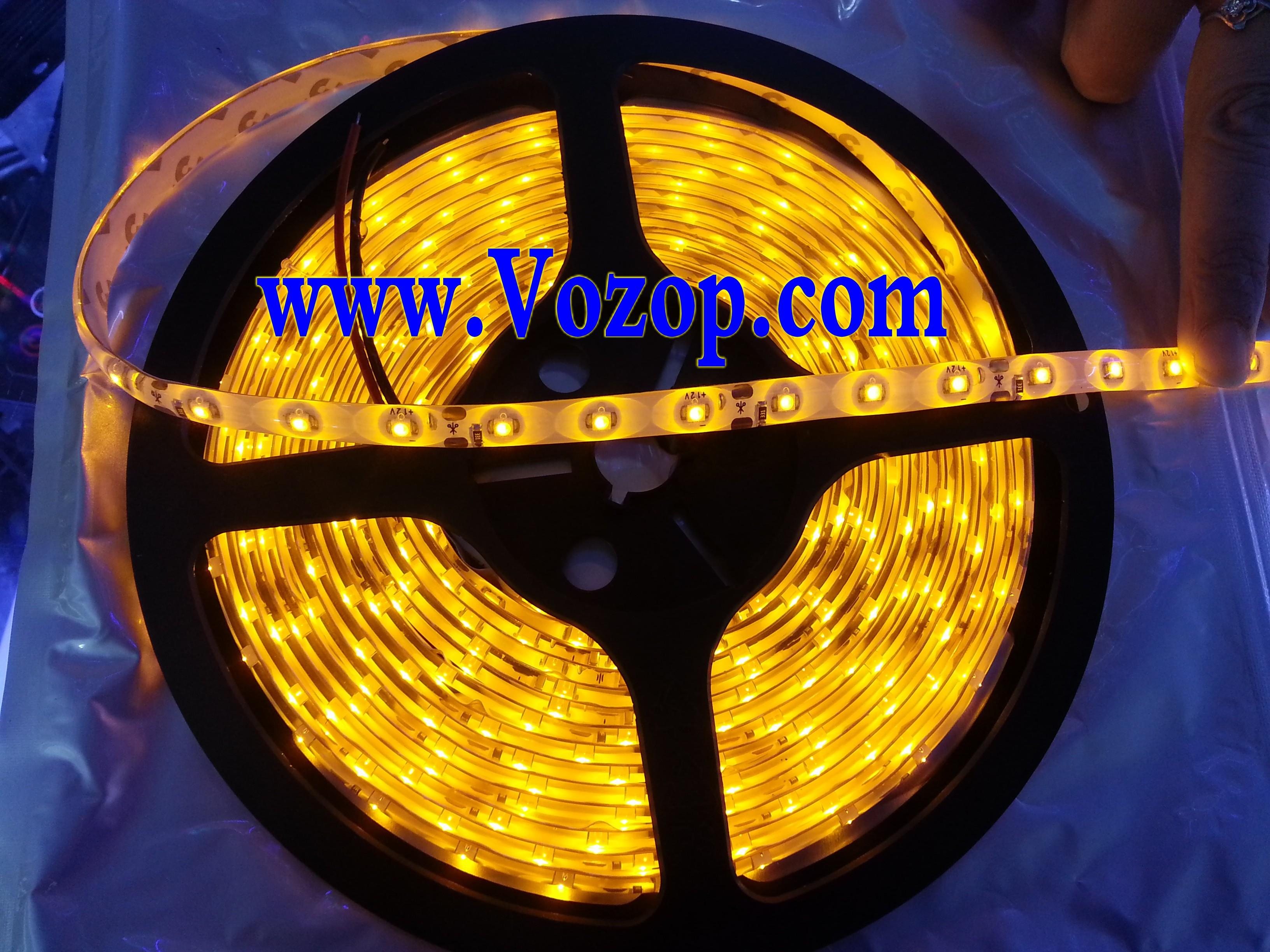 Yellow_SMD_3528_LED_Strip_5M_300_LEDs_led_tape_light