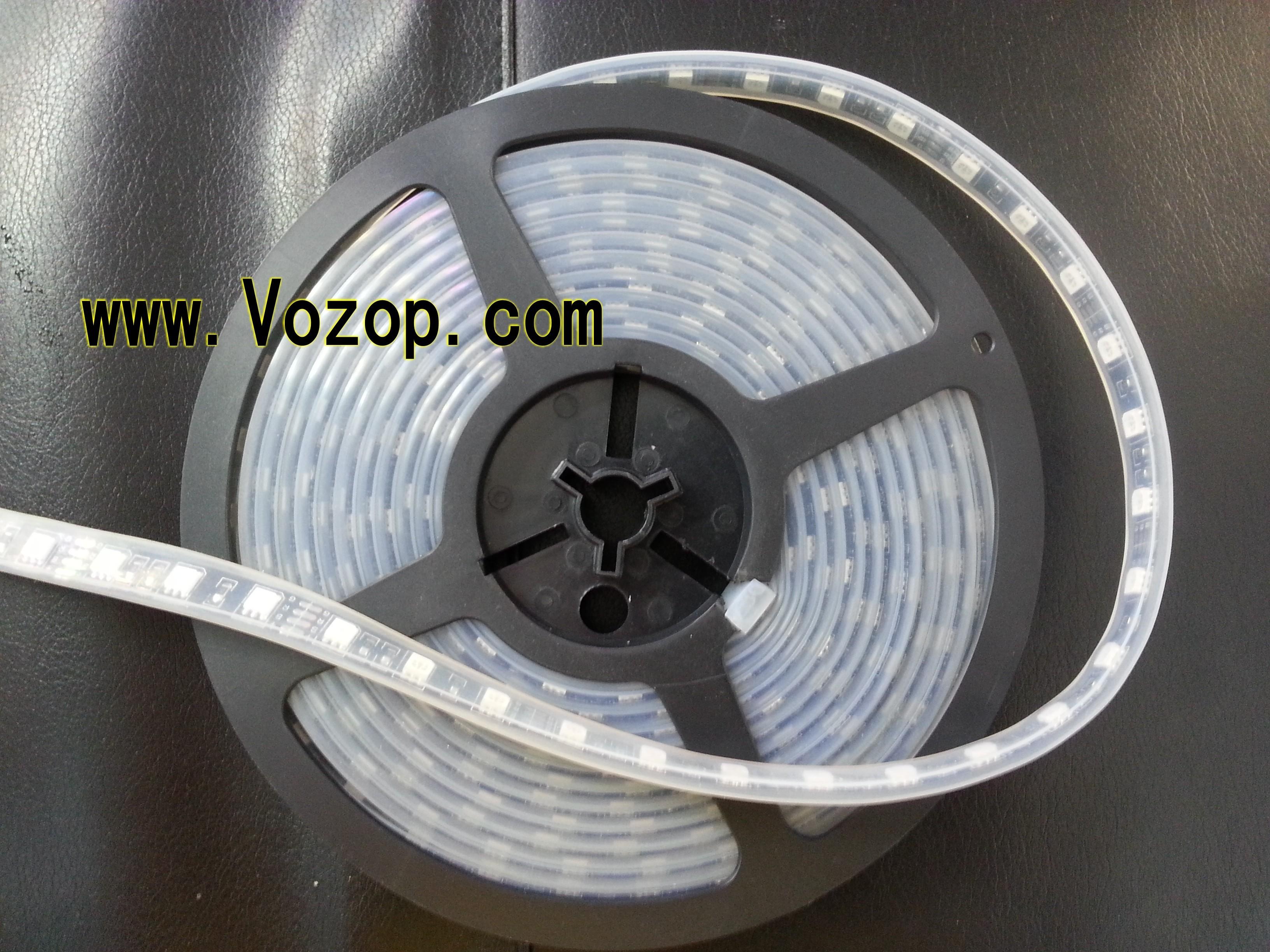 black_pcb_rgb_5050_led_tape_strip_lights_high_end_led_tapes