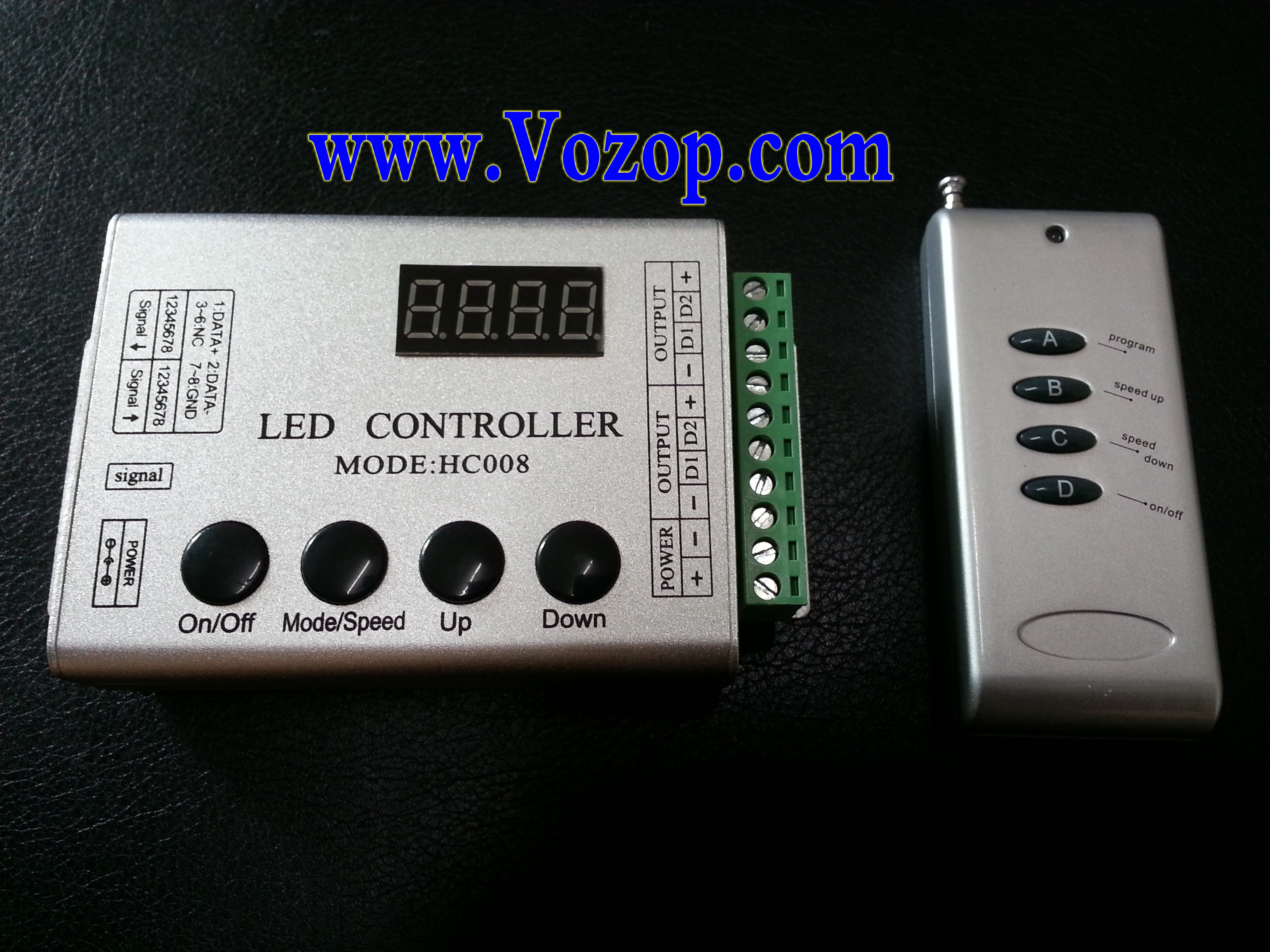 digital_rf_led_Controller_for_5M_Intelligent_TM1812_RGB_5050_Digital_Strip