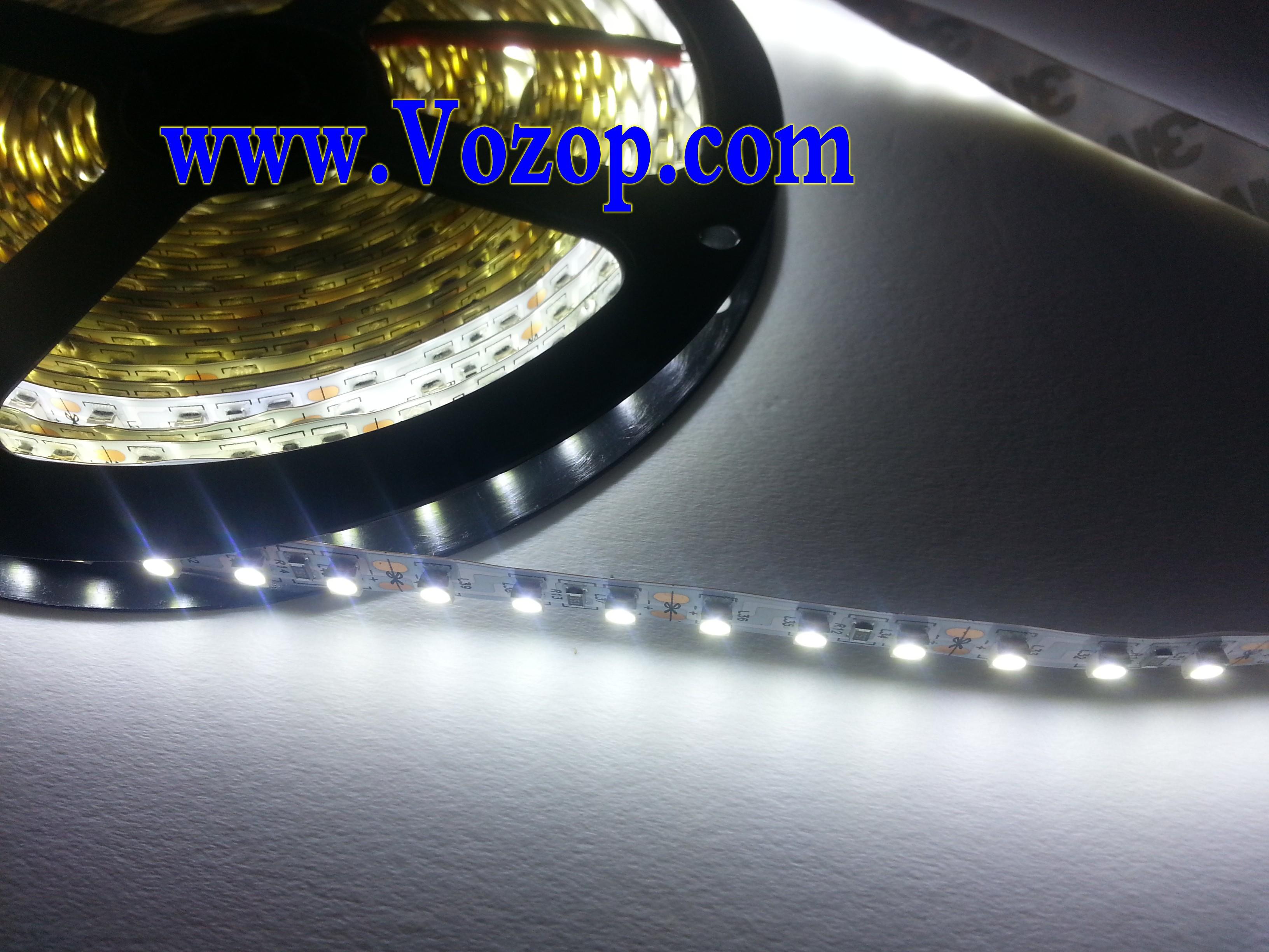 pure_White_3528_LED_Strip_light_5M_600_LEDs_Non_Waterproof_Lights