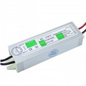 10W DC 24V Waterproof IP67 LED Driver Power Supply Electronic Transformer