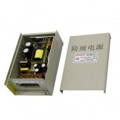 12V 5A 60W Small Volume Rainproof AC To DC Switching Power Supply