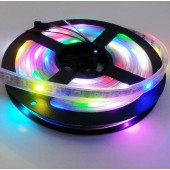 WS2811 2811 RGB LED Strip 5M 300 Leds Individual Addressable 5V DC