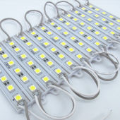 20PCS 5050 6 LED Module String DC12V Waterproof SMD Light