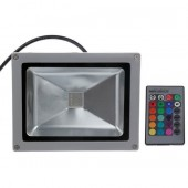 30W RGB LED Flood Light with Memory Function Floodlight Lamp