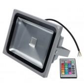 30W RGB LED Floodlight Lamp High Power LED Flood Light