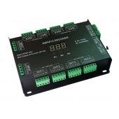 32 Channel 96A RGBW DMX512 Decoder Controller Dimmer DC5V-24V 8 Bit 16 Bit