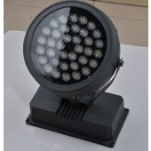 36W LED Projecting Light Floodlight Round Wash Lamp AC85-265V