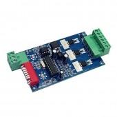 3 Ch DMX512 Controller Driver DMX Decoder 15A WS-DMX-2KEY-3CH-BAN