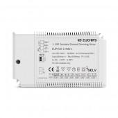 40W 850~1200mA CC 1-10V Driver EUP40A-1HMC-1 Euchips Constant Current Dimmable Driver