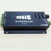 Smart LED Controller IR Sensitive RGB 5050 Music Dancing