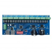 27CH DMX512 Decoder 27 Channel DMX Controller WS-DMX-27CH-RJ45-LED