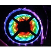 5M 48 LEDs/M LPD8806 Digital RGB LED Strip 8806 DC 5V Light Tape