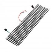 5V 8*32LEDs WS2812B LED Digital Individually Addressable Panel Light