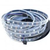 DC 5V 30LEDs/m APA102 5050 SMD RGB LED Strip Light 5M