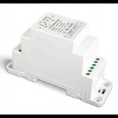 DIN Rail 1-10V LED Dimming Driver LTECH DIN-711-12A