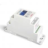 DIN-DMX-350-4CH DMX LED Decoder 350mA 4CH CC Ltech Controller