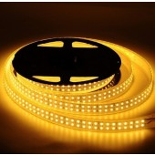 SMD 3528 5M 1200 LEDs White LED Strip Light Waterproof