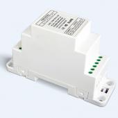 LTECH DIN-AMP-5A LED CV Power RepeaterLed Din Rail Power Amplifier