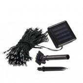 7M 50LEDs Solar Lamps Fairy String Lights Battery Power Waterproof