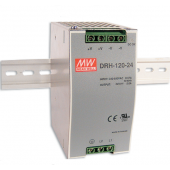 Mean Well DRH-120 120W Single Output Industrial DIN RAIL Power Supply