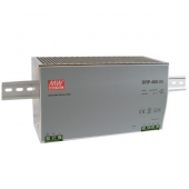 Mean Well DRP-480 480W Single Output Industrial DIN RAIL with PFC Function Power Supply