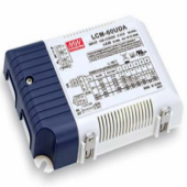 Mean Well LCM-60UDA 50W Multiple-Stage Constant Current Mode LED Driver