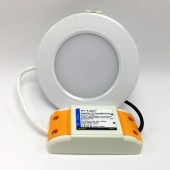 FUT068 6W 2.4GHz 2700K 6500K RGB + CCT LED Downlight Mi.Light