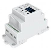 Skydance DL DMX To LED Controller 4CH 0-10V Signal Converter