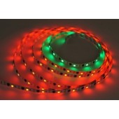 16.4 Ft TLS3001 RGB LED Strip 160 LEDs DC 5V Addressable Pixel Light