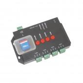 T4000S LED Controller Addressable T-4000S SD card Configurable RGB Digital Pixel