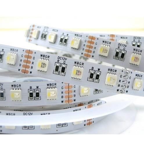 5050 SMD RGBW LED Strip 4 Color In 1 LED Chip 5M 300LEDs