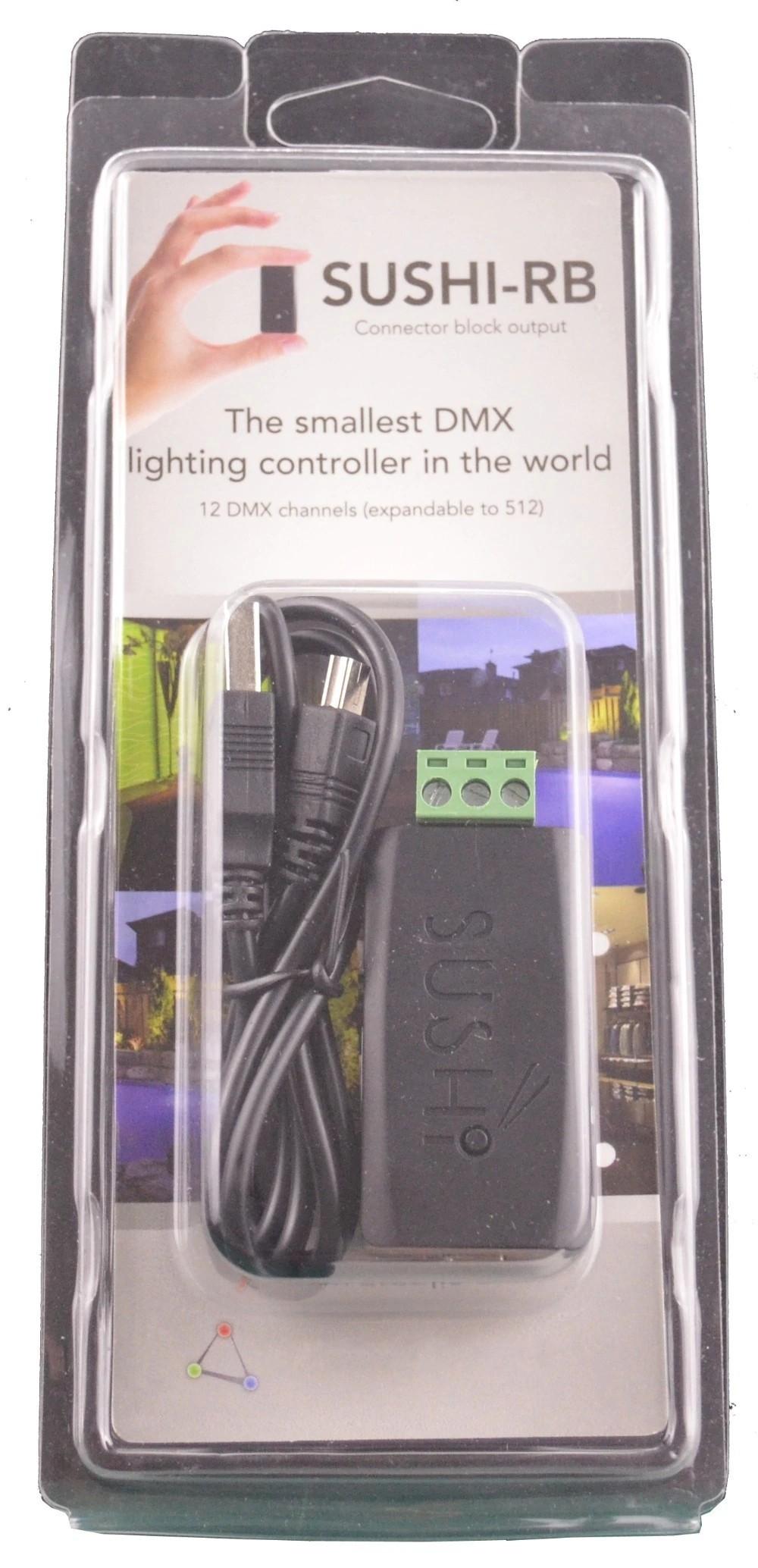 USB to DMX Interface Adapter DMX512 Computer PC Satge Lighting Controller