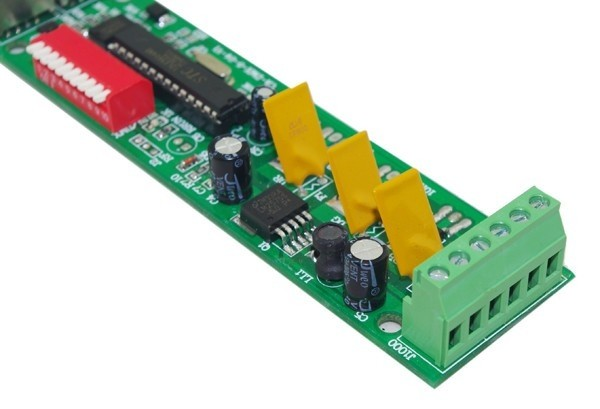 3 Channel with RJ45 DMX512 Decoder controller for RGB light CA-DMX-BAN