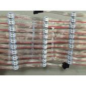 SK6812 RGB LED String Pixel Light 5V Pre-Soldered Addressable Individully 50LEDs