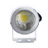 10W LED Waterproof Underwater Spotlight White Garden Light Bulb 12V