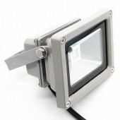 AC DC 12V 10W RGB Floodlight Lamp Memory Function LED Outdoor Flood Light