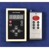 133 Modes RF Controller For TM1812 TM1809 UCS1903 RGB Pixel Light