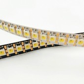 144LEDs 1M SK6812 WWA 5V Light White Adjustable SMD 5050 LED Strip
