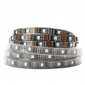 WS2801 RGB Led Strip Light 5V 32LEDs/m 2801 Chip Individually Addressable Lights