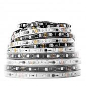 WS2811 RGB Led Strip Light 5050 Addressable External 1 IC Control 3 Leds Lights 12V