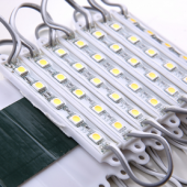 20Pcs 5050 5 LED Module Lighting DC 12V Waterproof String Light