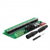 30 Channel DMX 512 RGB LED Controller Decoder Dimmer Driver 2A/CH×30 DC9V-24V