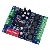 DMX independent dmx512 decoder LED controller