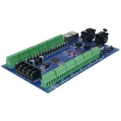 Easy 36 Channel 12 Groups DMX512 Decoder DC 5V-36V WS-DMX-36CH