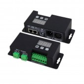 BC-853 Bincolor Led Controller 3CH Dmx Master CV PWM DMX512 Decoder Driver