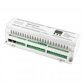 BC-640-DIN Bincolor Led Controller 40CH DMX512 Decoder Driver