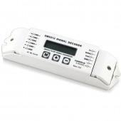 BC-820 Bincolor Led Controller DMX512 to SPI Signal Decoder Convertor
